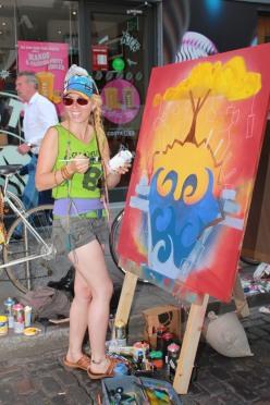 Emily Dawson (street Artist)